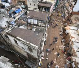 Delhi, chaos urbain