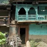Maison ancienne à Manali